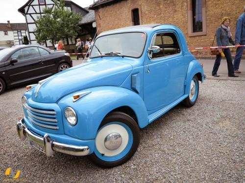 Fiat 500 C Oldtimer Topolino-4