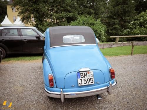 Fiat 500 C Oldtimer Topolino