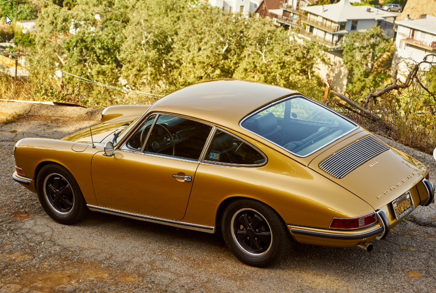 2016-06-27 16_25_46-This 1968 Porsche 911L Is A Solid Gold Rockstar ($150,000) - Petrolicious